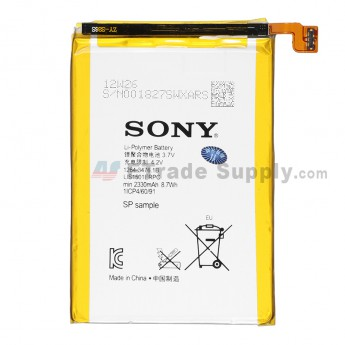 For Sony Xperia ZL L35h Battery Replacement - Grade R