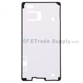 For Sony Xperia ZR M36h Front Housing Adhesive Replacement  - Grade S+