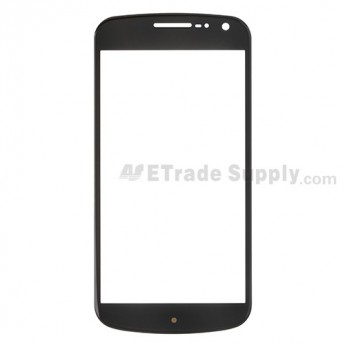 For Samsung Galaxy Nexus GT-I9250 Glass Lens Replacement - Black - Grade R