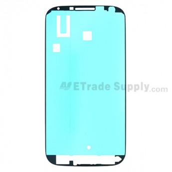 For Samsung Galaxy S4 GT-I9500/I9505/I545/L720/R970/I337/M919/I9502 Front Housing Adhesive Replacement - Grade R