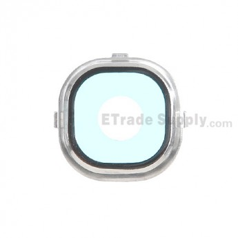 For Samsung Galaxy S4 Series Rear Facing Camera Bezel Replacement - Grade R