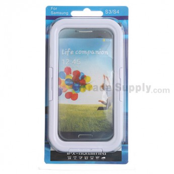 For Samsung Galaxy S4 Series Water-proof Protective Case - Grade R
