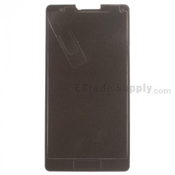 For Sony Xperia TX LT29i Front Housing Adhesive Replacement - Grade R