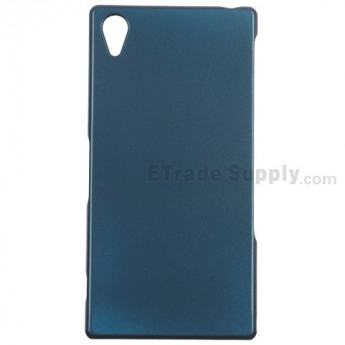 For Sony Xperia Z2 Protective Case - Dark Green - Grade R