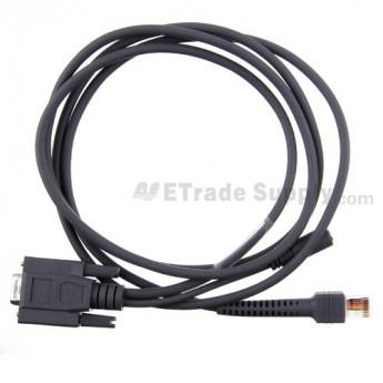 Symbol LS2208, DS6707, DS3407, LS9203, M200X, LS9208 Serial Cable