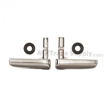 Symbol MC3000, MC3070, MC3090, MC3190 Battery Door Latch & O-Ring Set ( Left and Right)