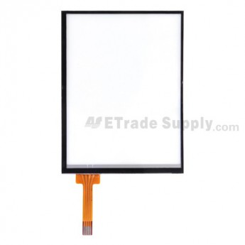 Symbol PDT8100, Symbol PDT 8146, Symbol PPT 2846, Symbol PPT 2800, Datalogic Kyman Color Digitizer Touch Screen with Adhesive