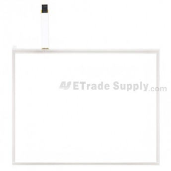 Symbol VC5090 Full Screen Digitizer Touch Screen with Adhesive