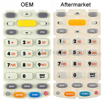 Symbol MC3000, Symbol MC3070, Symbol MC3090 Keypad (28 Keys)