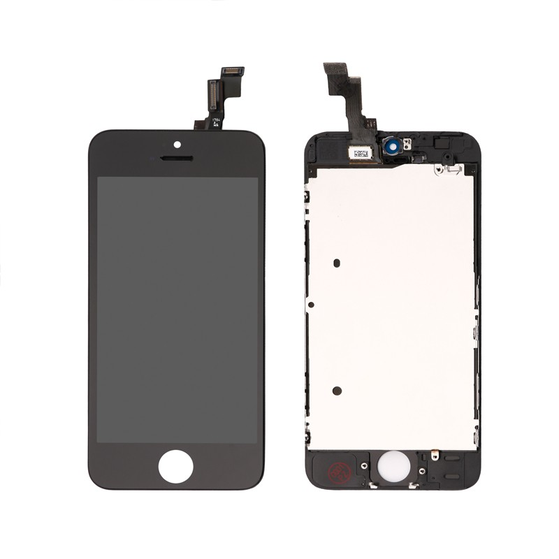 iphone 5s black screen apple iphone 5s lcd screen assembly etrade supply 14749