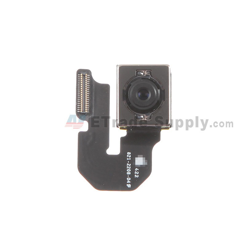 huge selection of c6a15 099f4 For Apple iPhone 6 Plus Rear Facing Camera Replacement - Grade S+