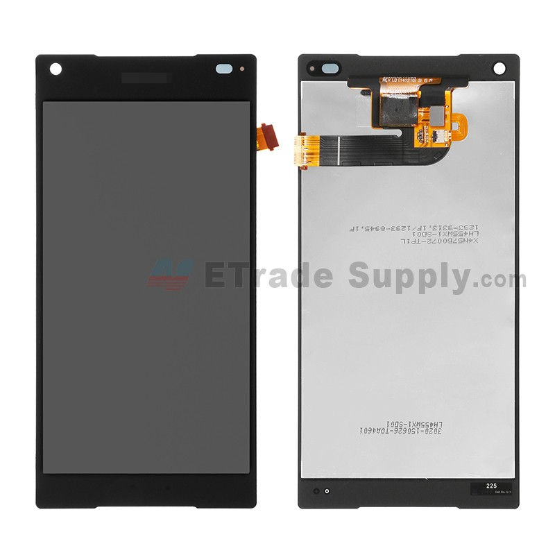 sony xperia z5 compact lcd screen and digitizer assembly. Black Bedroom Furniture Sets. Home Design Ideas