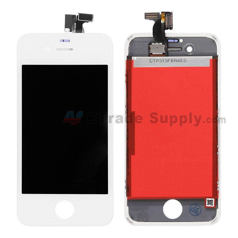 iphone replacement screen iphone 4s lcd screen and digitizer assembly with frame 12234