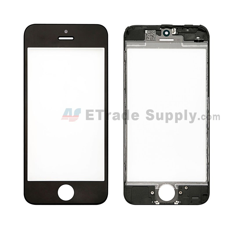 Iphone 5c Glass Lens With Frame Replacement Etrade Supply