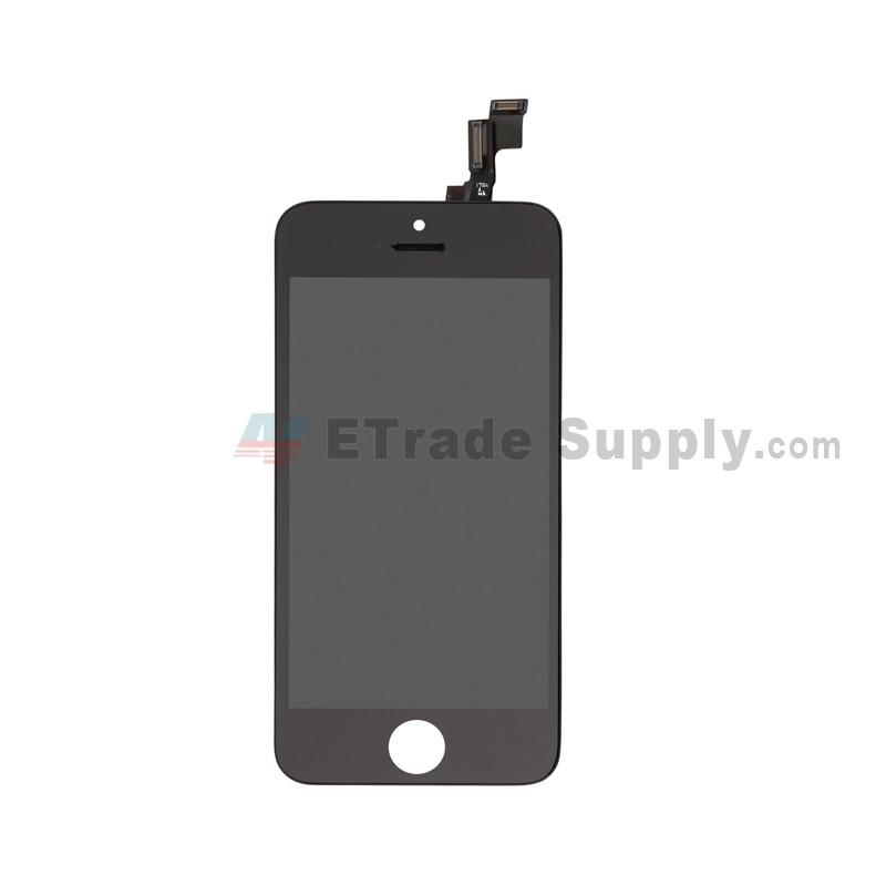 iphone 5s digitizer replacement apple iphone 5s lcd screen and digitizer assembly with 7714