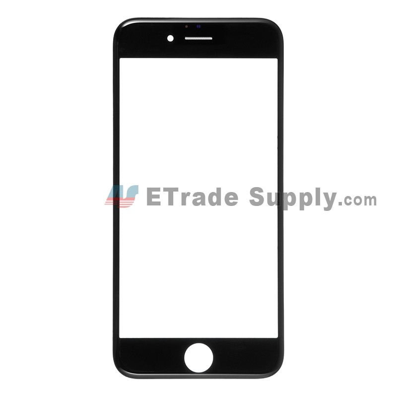 Apple iPhone 6 Glass Lens with Frame White - ETrade Supply