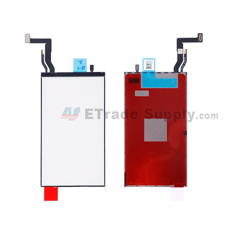 new product 5ba69 172bc For Apple iPhone 7 LCD Backlight with Extension Flex Cable Ribbon  Replacement - Grade S+