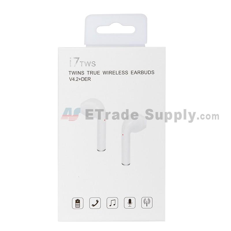 Apple Series Wireless Bluetooth Earpiece Grade R Etrade Supply