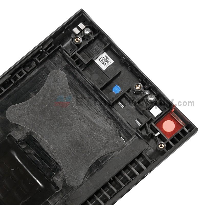 Blackberry Leap Battery Door Black Etrade Supply