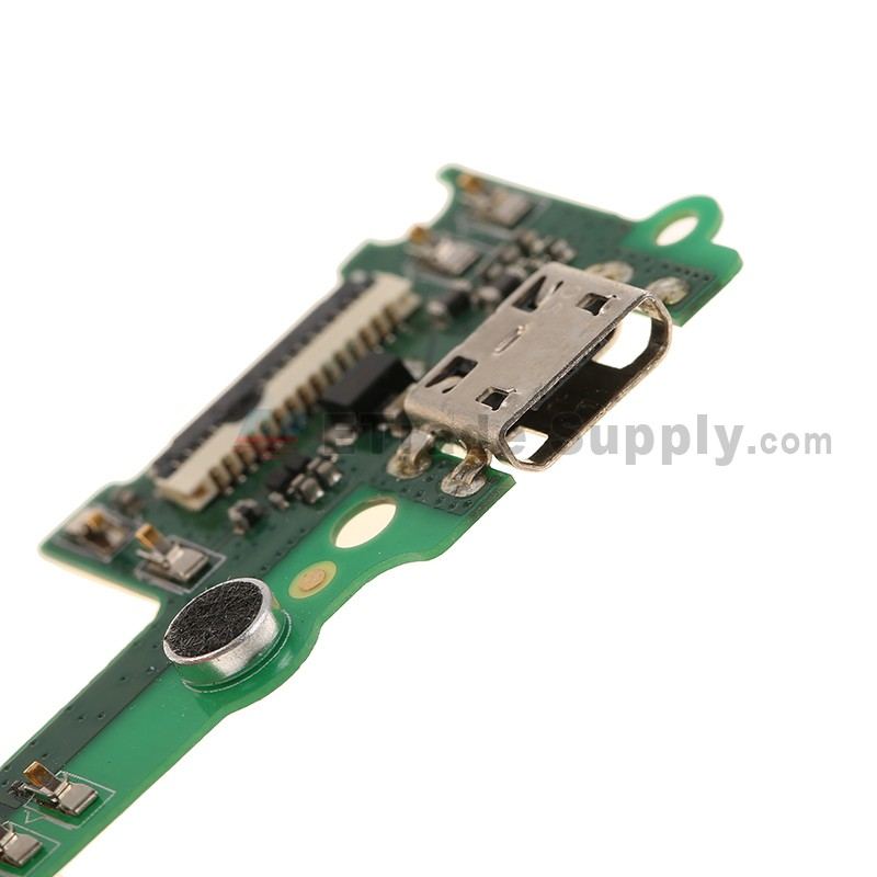 For Huawei Y6 Pro/Enjoy 5 Charging Port PCB Board Replacement - Grade S+