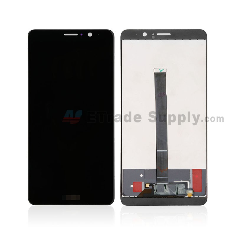 Huawei Mate 9 LCD Screen and Digitizer Assembly - Black - With
