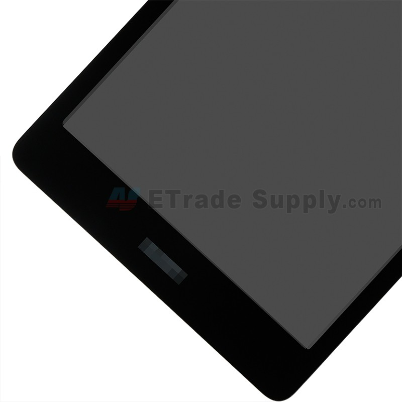 For Huawei MediaPad T3 LCD Screen and Digitizer Assembly Replacement ( 3G  Version )- Black -With Logo - Grade S+