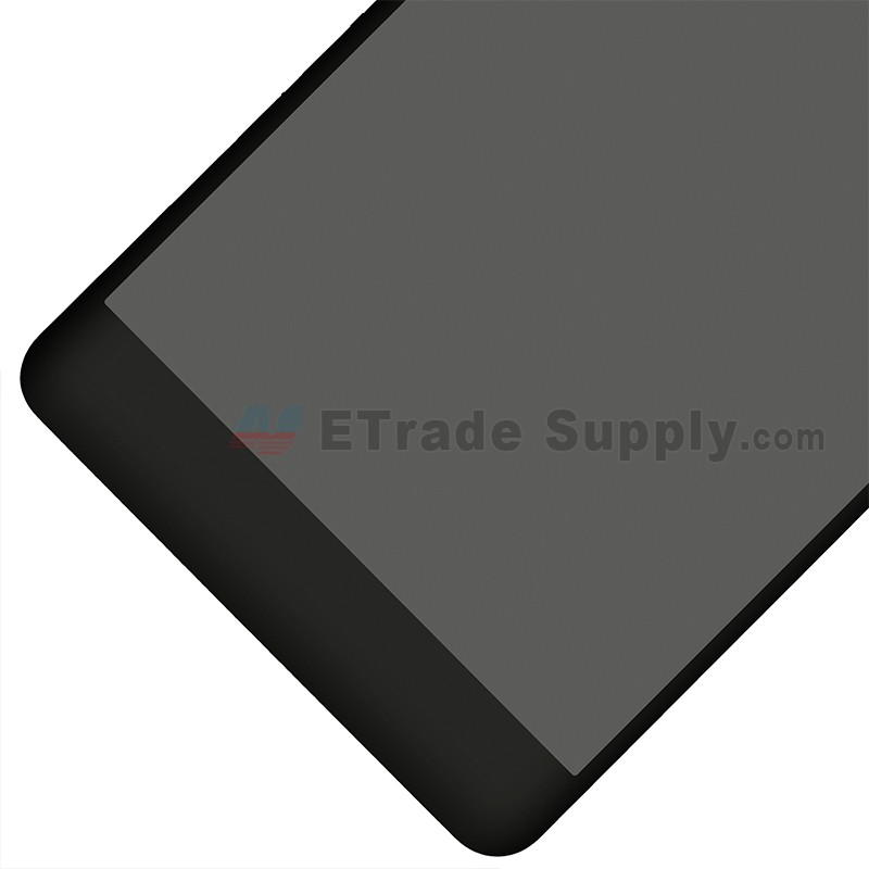 Nokia 6 (2018) TA-1043 LCD Screen and Digitizer Assembly - Black
