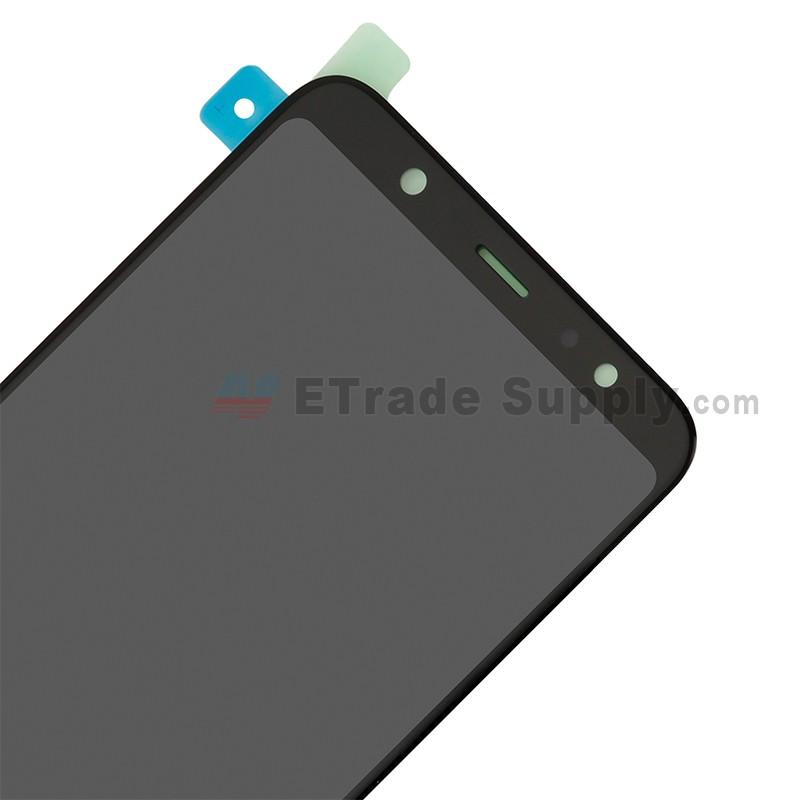A605 2018 Color : Black Black LIYUNSHU LCD Screen and Digitizer ...