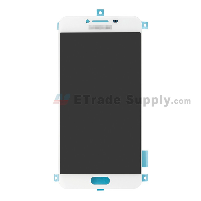 ad642b7865abdb For Samsung Galaxy C5 SM-C5000 LCD Screen and Digitizer Assembly Replacement  - White -