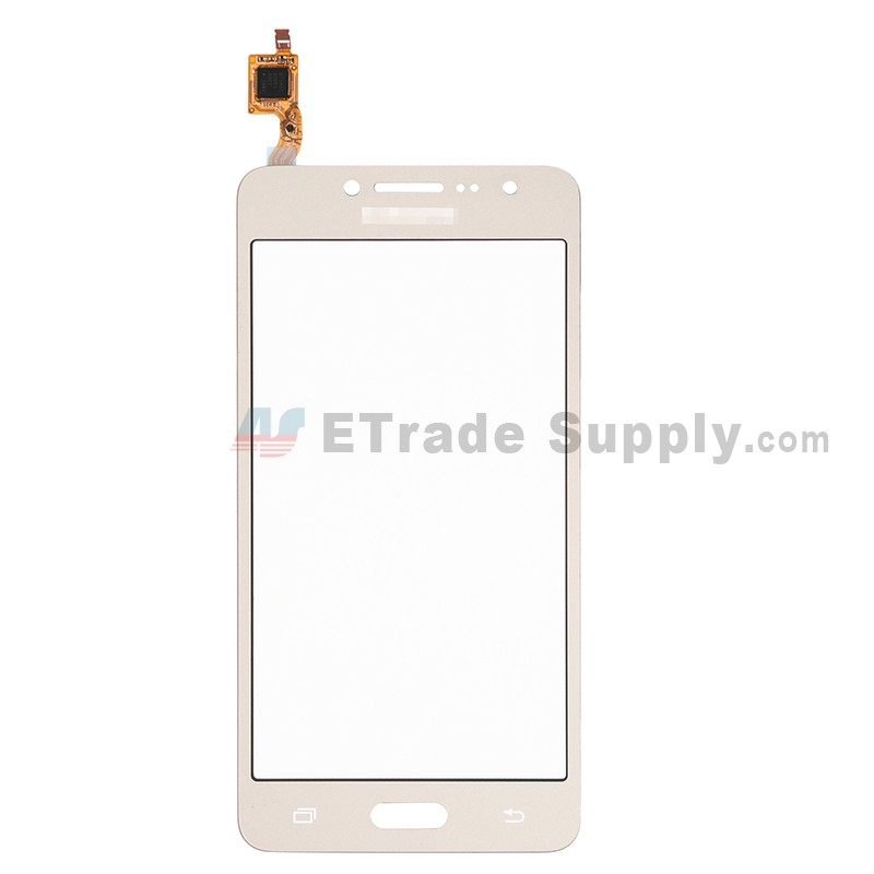For Samsung Galaxy J2 Prime G532M Digitizer Touch Screen Replacement - Gold  - With Logo - Grade S+