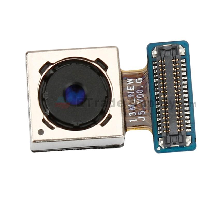 For Samsung Galaxy J5 2016 SM-J510FN Rear Facing Camera Replacement - Grade  S+