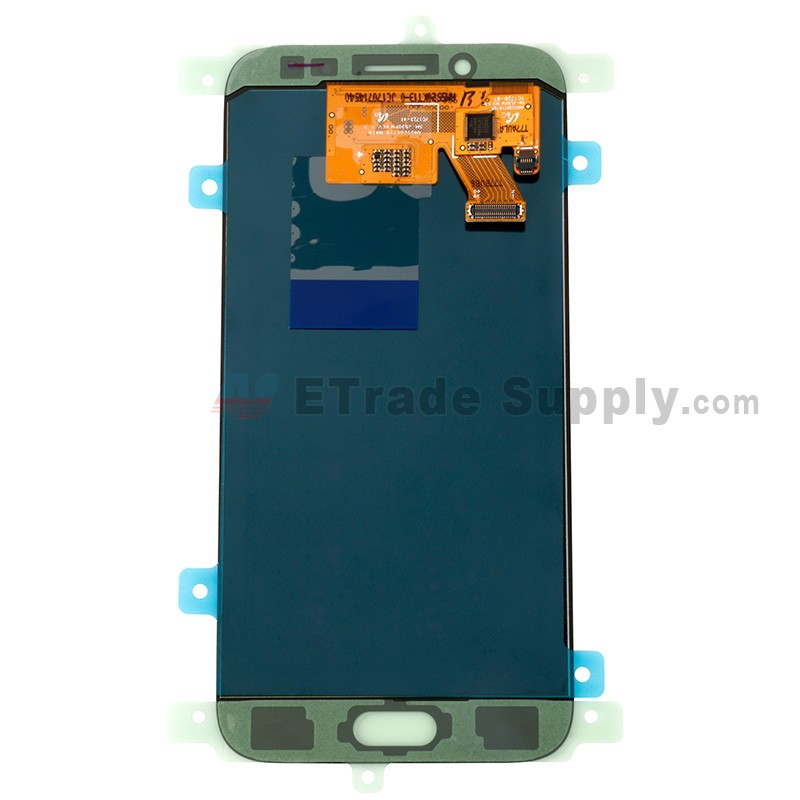EasePoints LCD Screen Replacement OLED Material LCD Screen and Digitizer Full Assembly for Galaxy J5 Color : Blue 2017 Black J530Y//DS LCD Screen Replacement J530F//DS