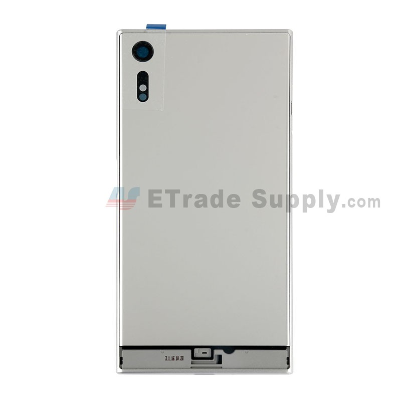 Sony Xperia XZ Front Housing - Silver - Grade S+ - ETrade ...