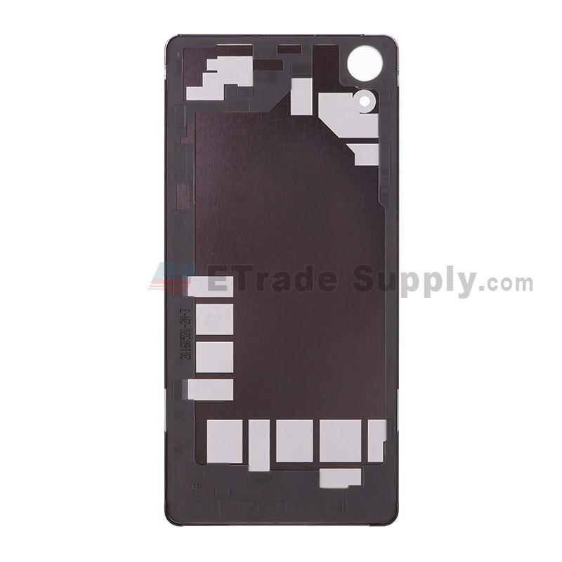 Sony Xperia X Performance Battery Door Black Etrade Supply