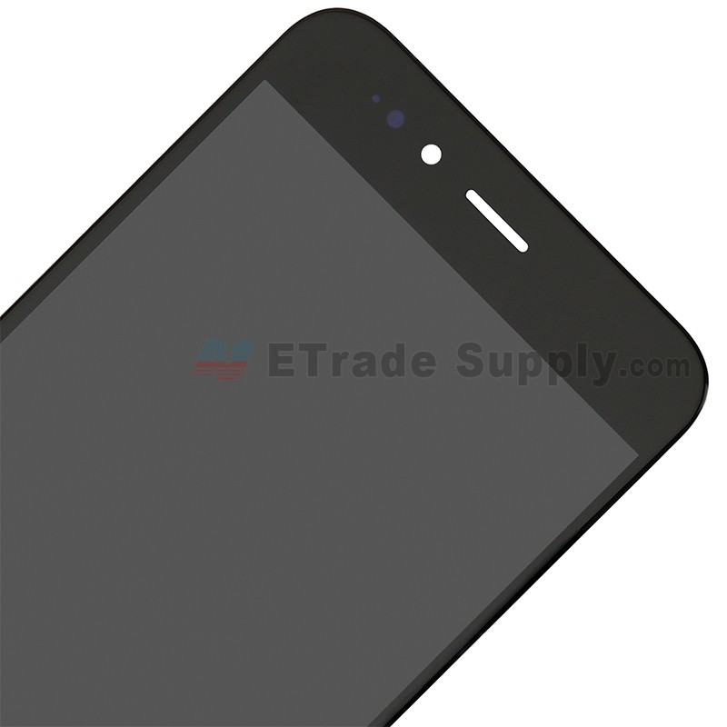 For Xiaomi Mi A1 MDG2/Mi 5X LCD Screen and Digitizer Assembly Replacement -  Black - Without Logo - Grade S+