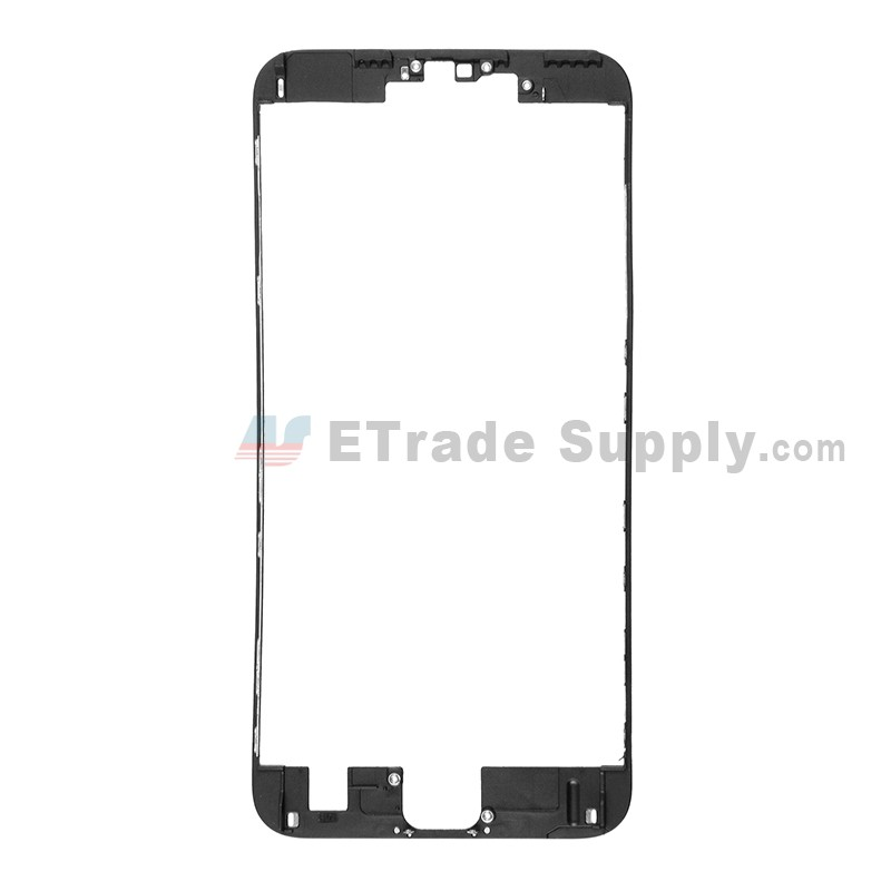 uk availability b7c35 8b96e For Apple iPhone 6S Plus Digitizer Frame Replacement - Black - Grade R