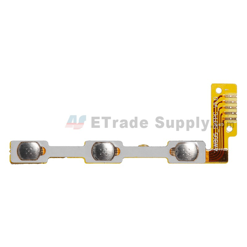 For Huawei Ascend Y600 Power Button and Volume Button Flex Cable Ribbon  Replacement - Grade S+