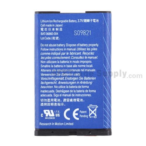 blackberry curve 8300 battery 1150mah etrade supply rh etradesupply com