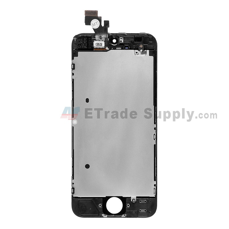iphone 5 digitizer replacement iphone 5 lcd and digitizer assembly with frame etrade supply 6694