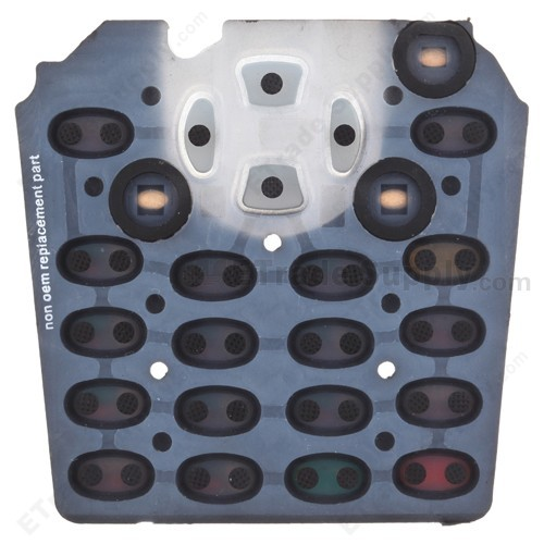Intermec 700 Series, 700c, 741, 751, 761 Keypad Rear Side