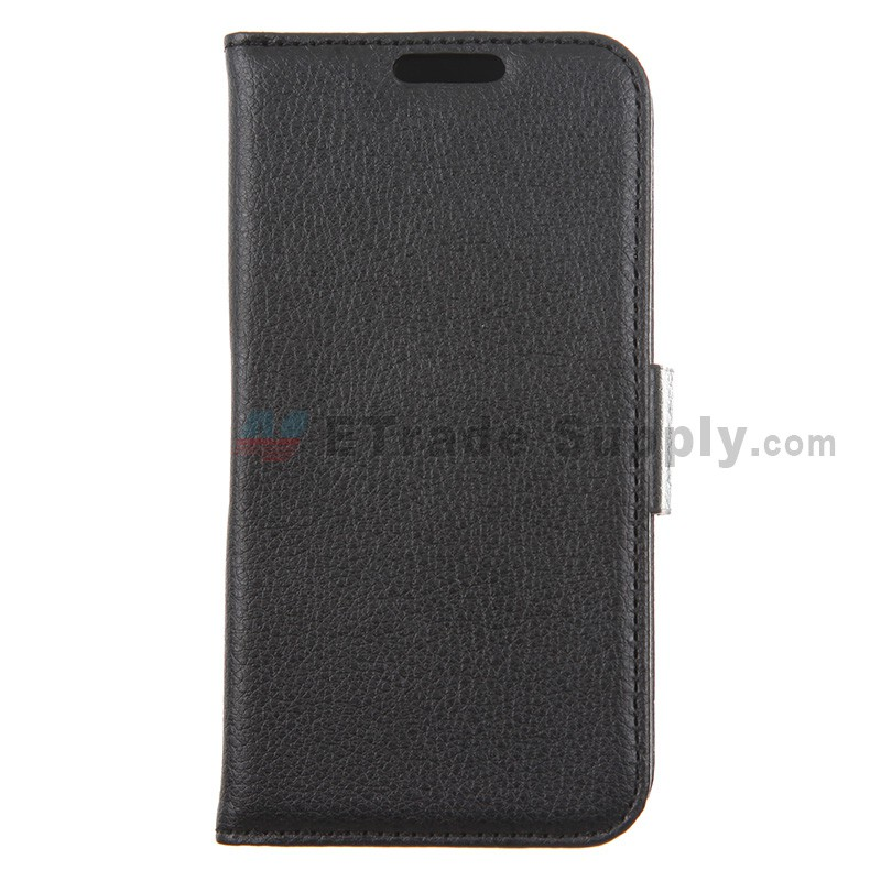 LG Nexus 5 D820 Leather Case - Black - ETrade Supply