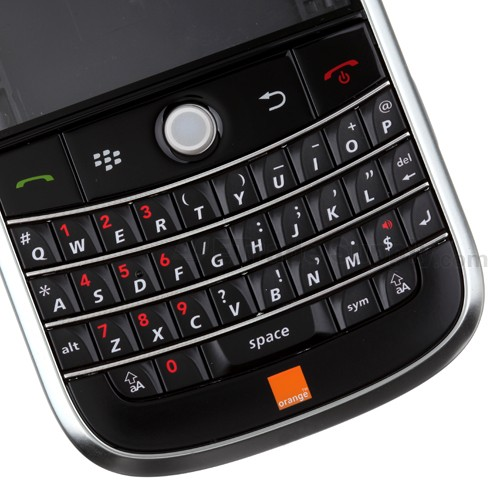 blackberry orange bold 9000 complete housing etrade supply. Black Bedroom Furniture Sets. Home Design Ideas