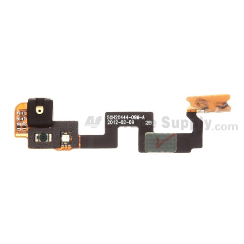 For HTC One X Power Button Flex Cable Ribbon Replacement (HTC) - Grade S+