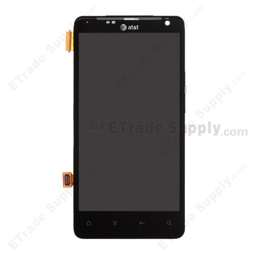 htc vivid lcd screen and digitizer assembly with housing etrade supply rh etradesupply com HTC Cell Phones HTC Vivid Front Camera