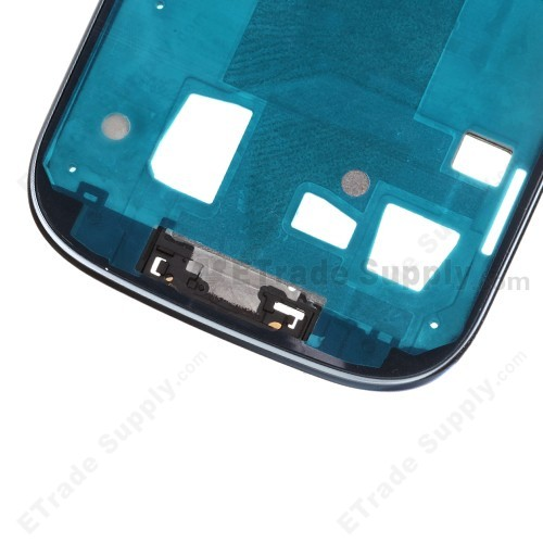 The Bottom Part of Samsung Galaxy S III (S3) GT-I9300 Front Housing