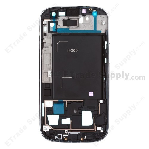 The Back Part of Samsung Galaxy S III (S3) GT-I9300 Front Housing