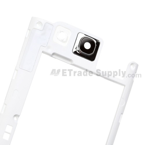 OEM Samsung Galaxy S III (S3) GT-I9300 Rear Housing