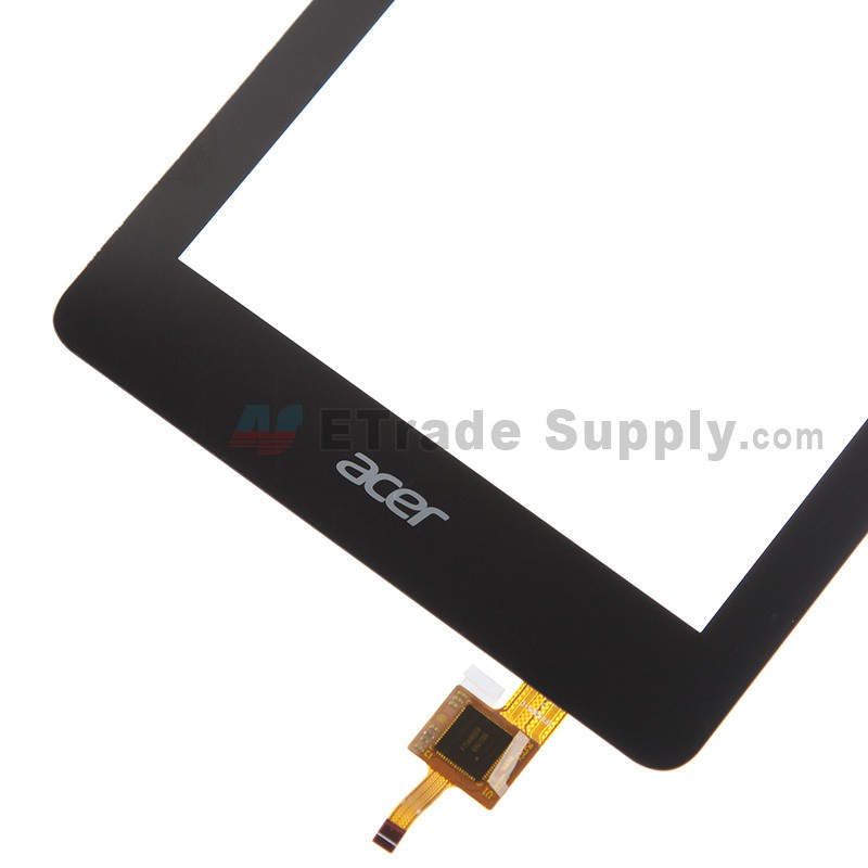 """New 7/"""" Touch Screen Digitizer for Acer Iconia Tab B1-730 JQLT937 ZNLT937 Black"""