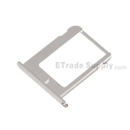 competitive price 17b25 49bcf For Apple iPhone 4 Sim Card Tray Replacement (AT&T) - Without Words - Grade  S+