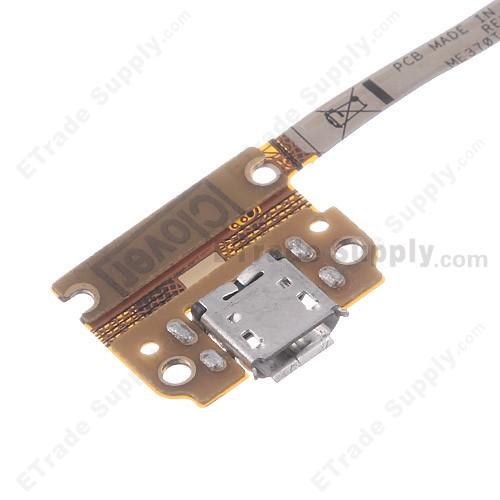 ZHANGTAI Sparts Parts Charging Port Connector for Asus Google Nexus 7 Repair Flex Cable